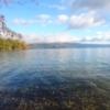 絶景の十和田湖